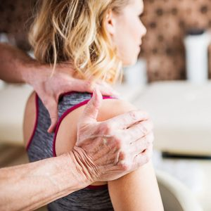 Physiotherapy treatment Airdrie